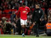 Rashford pas begin maart weer terug bij United