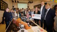 OLVP-school opent 'Lego Studio'