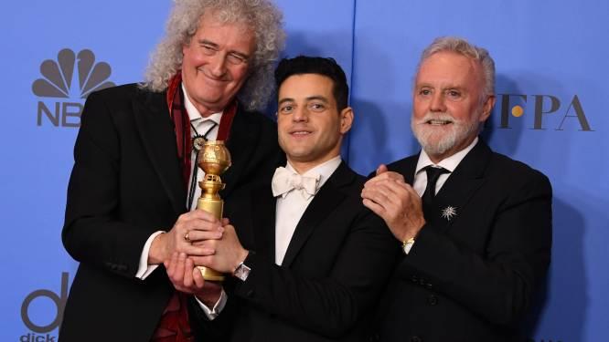 VIDEO. Bohemian Rhapsody grote winnaar op de Golden Globes