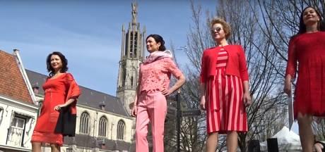 Modeweekend Hulst onder heerlijke voorjaarszon