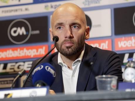 Voormalig NAC-trainer Van der Gaag nieuwe coach Jong Ajax