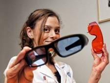 Led-bril helpt ziekenhuispersoneel wakker te blijven tijdens nachtdiensten
