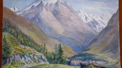 'Valse' schilderijen van Hitler in beslag genomen