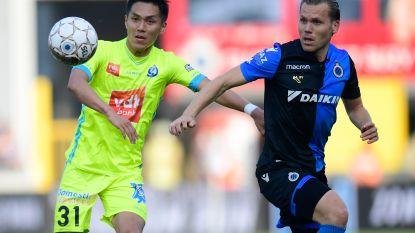 VIDEO: AA Gent verpest titelfeestje van Club Brugge, Kubo zorgt voor enige treffer van de match op Jan Breydel
