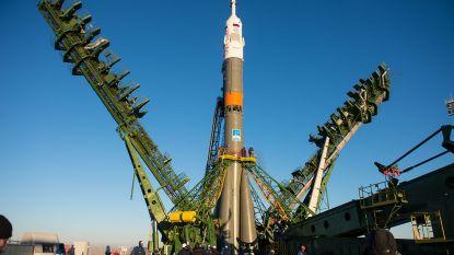 Gelukstreffer: nieuwe bemanning onderweg naar ISS op vijftigste verjaardag van eerste maanlanding