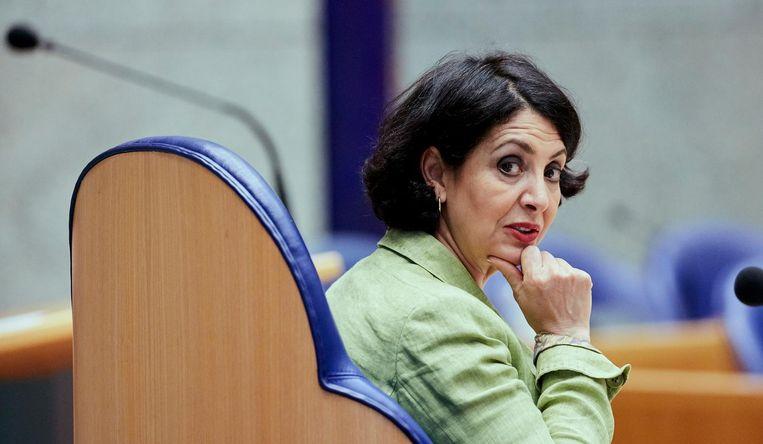 Khadija Arib. Beeld anp