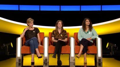 Een vrouwenonderonsje in 'De Slimste Mens': de VRT-dames verklappen hun idolen
