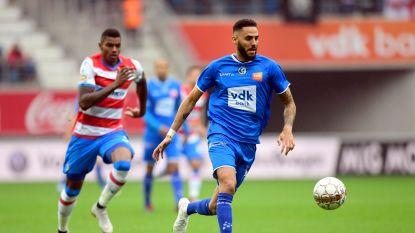 LIVE. Lage voorzet Vlietinck zaait paniek in Gentse defensie, Wesley kan 0-1 niet in doel glijden