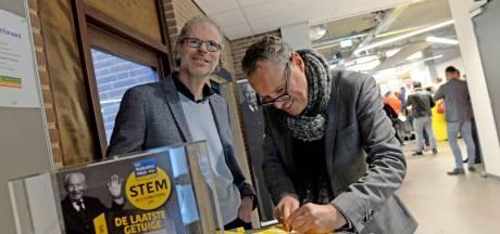 Hengelose Frank Krake haalt ruim 6.000 stemmen op voor NS-publieksprijs