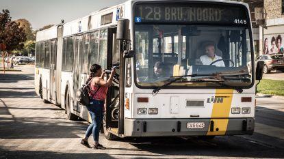 Oude bussen De Lijn tussen Ninove en Brussel worden vervangen door nieuwe