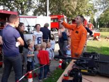 Op zoek naar nieuwe brandweerlieden in Leeuwen