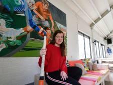 'Bij de bankjes aan de haven in Oudenbosch kun je lekker zitten'