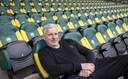 John van Zweden, ADO-fan en voormalig mede-eigenaar van het Engelse Swansea.