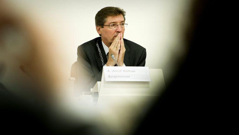 Burgemeester Aleid Wolfsen. Beeld ANP