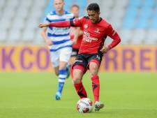 Proefspeler Karim Loukili verwacht er snel uit te komen met Helmond Sport: 'Grote kans dat ik blijf'