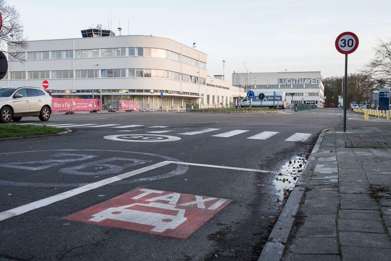 Februari was een vrij stille maand voor Antwerp Airport.