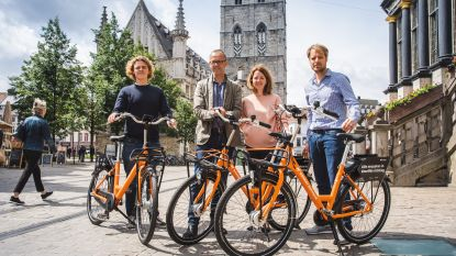 Gent heeft eindelijk deelfietsen (en ze zijn niet eens zo duur)