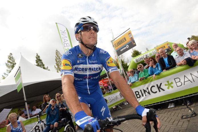 Philippe Gilbert keert terug bij zijn oude ploeg Lotto Soudal.