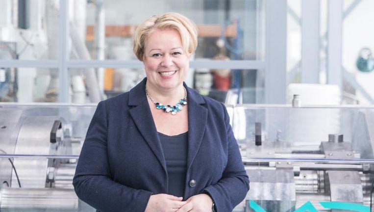 CEO Mirjam van Dijk: 'Je kunt het zo gek niet verzinnen: liften, bruggen, zelfs machines om waxinelichtjes te produceren.' Beeld Marlena Waldthausen