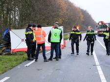 Automobilist (28) uit Valkenswaard komt om het leven bij ongeluk op N279 bij Asten