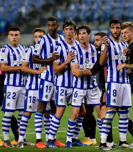 Stroeve start voor Real Madrid: doelpuntloos gelijkspel in San Sebastián