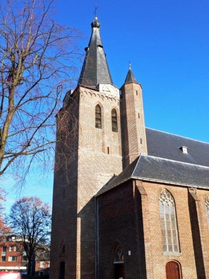 H. Servatiuskerk in Schijndel.