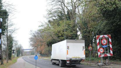 """""""Bonte stuurt alle vrachtwagens naar centrum Diegem"""""""