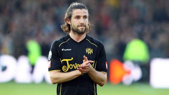 Roda JC kon de degradatie niet afwenden ondanks een doelpunt van Davy De Beule.
