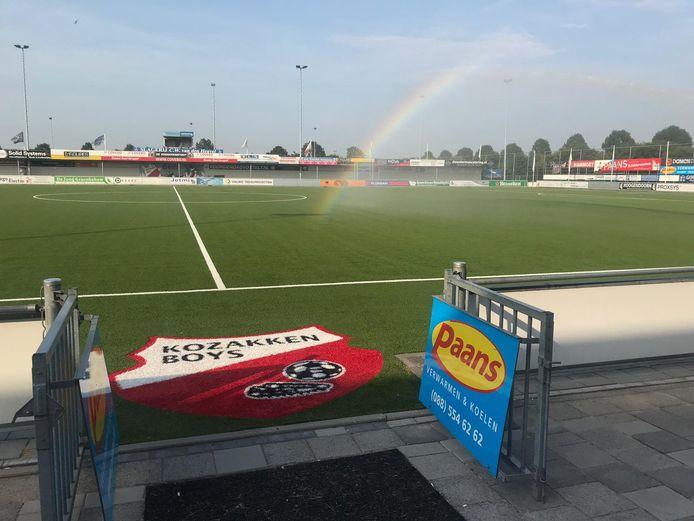 Sportpark de Zwaaier in Werkendam