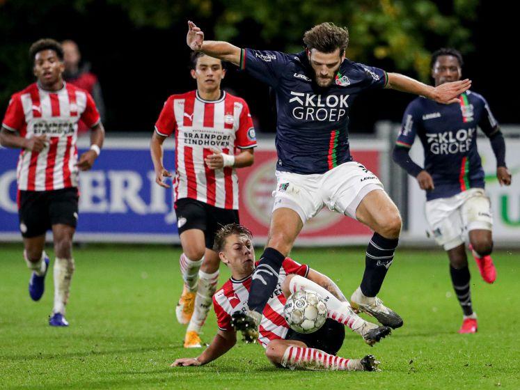 Samenvatting: Jong PSV - NEC