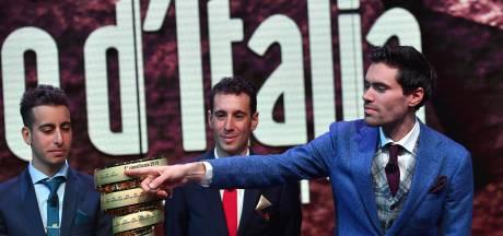 Dumoulin krijgt concurrentie van Aru in Giro
