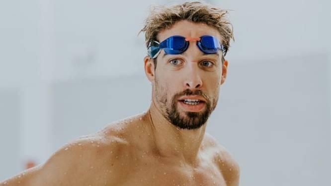 Pieter Timmers begint aan afscheid met val aan zwembad