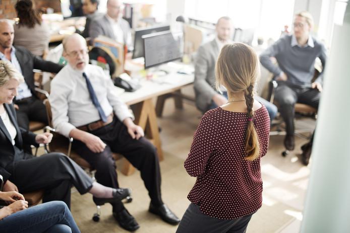 70 procent van de werkgevers geeft prioriteit aan scholing in het personeelsbeleid.