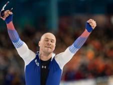 Koelizjnikov met dik baanrecord op 1000 meter koning van de sprint in Thialf