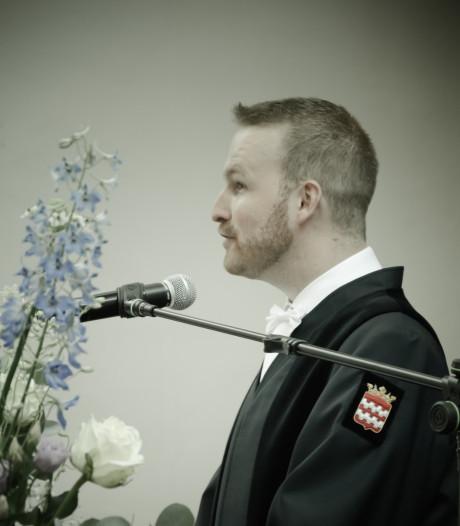 Journalist Dongen mag niet meer 'trouwen'
