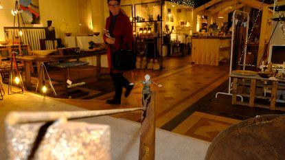 Decemberwinkel strijkt neer in Missiehuiskapel