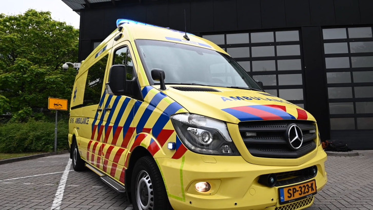 Heel Europa wil deze nieuwe ambulance uit Twente