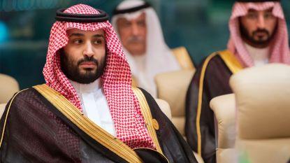 """Saudische kroonprins roept op om de zaak Khashoggi niet """"uit te buiten"""""""