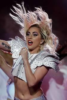 Lady Gaga sleept nominatierecord voor Super Bowlshow in de wacht