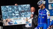 """Tom Boonen neemt afscheid van 'zijn' Harelbeke: """"Het is raar, maar ben al gewend aan afscheid nemen van koersen"""""""