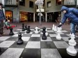 Actie voor heropening schaakspel Max Euweplein