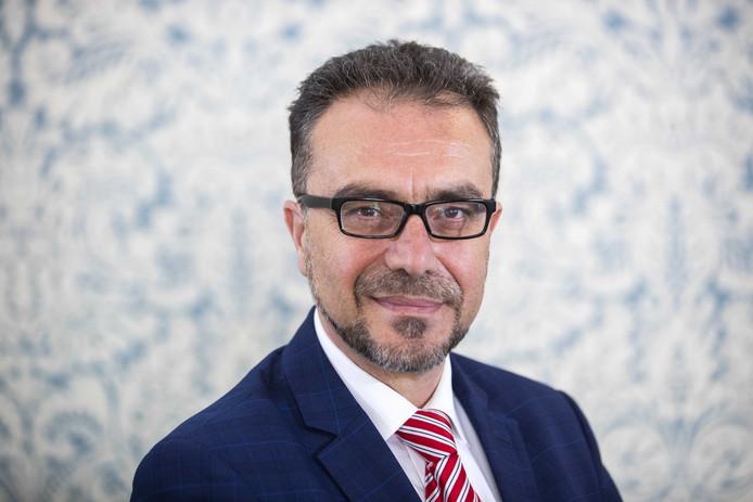 Ayhan Tonca, EU lijsttrekker namens DENK.