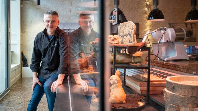 """Sterrenzaak Centpourcent start delicatessenwinkel: """"Geloven niet dat we over vier weken open mogen"""""""
