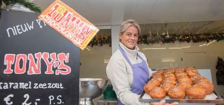 De Brabantse Tony's-oliebollen van Annie Bakker zijn een grote hit