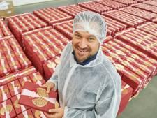 Vetipak groeit stevig met inpakken van lekker geurtje in Oss