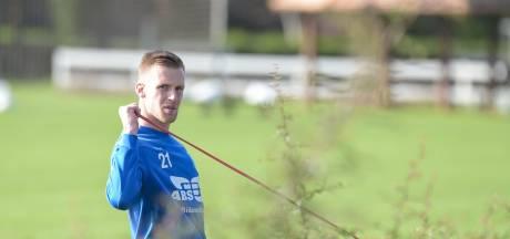 Einde seizoen voor De Graafschap-verdediger Van Huizen