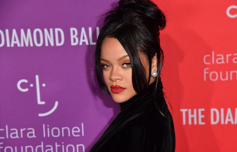 Rihanna. Beeld AFP