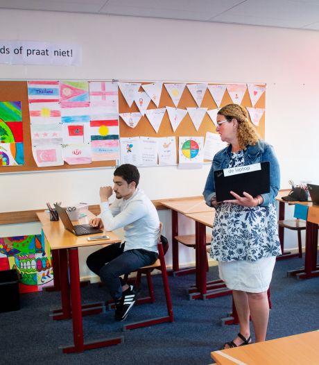 Analfabete leerlingen dreigden af te haken door thuisonderwijs en dus mochten ze al eerder weer naar school