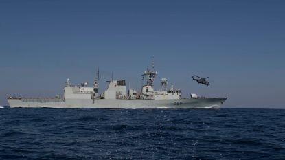 """Canadese helikopter vermist in Ionische Zee: """"Puin en lichaam gevonden"""""""