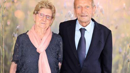 Diamant voor Roger en Erna